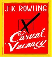 jk rowling the casual vacancy beli buku novel jk rowling terbaru