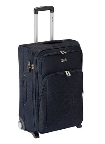 Pergo Plus Fabric Suitcase
