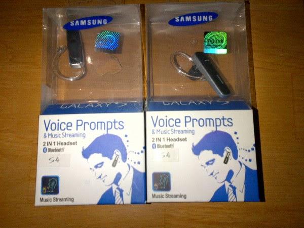 Harga Headset Bluetooth Terbaru 2014