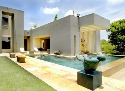 Where Africa S Rich Live Luxury Mansions And Luxury Villas In