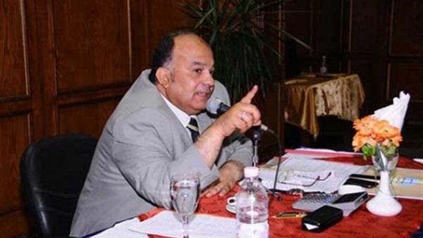 حسام الدين إمام محافظ الدقهلية