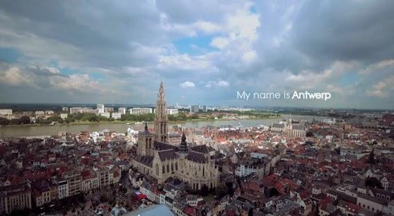 Mijn naam is Antwerpen