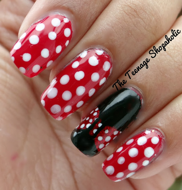 diva's diary 31 days of nail art