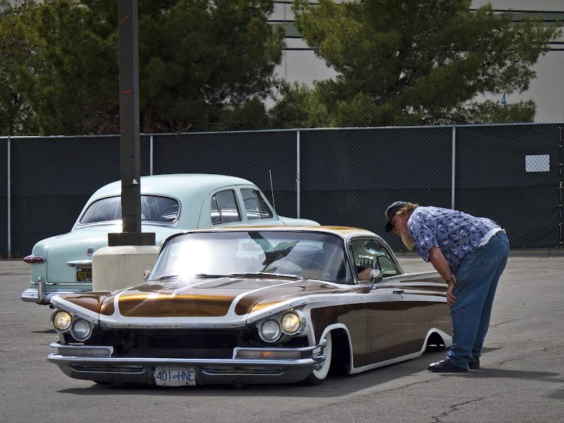 VegasImages Rockabilly Weekend Car Show - Rockabilly car show