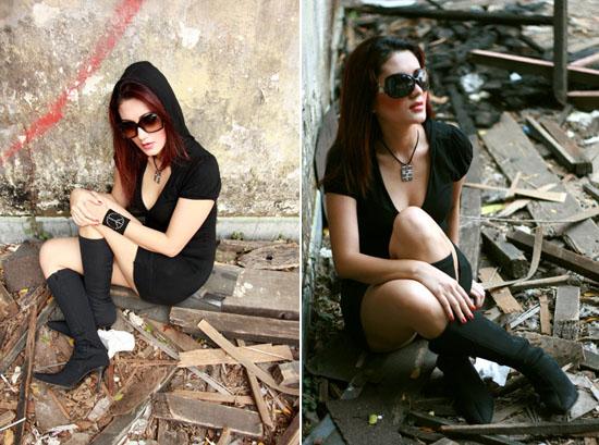 Foto Hot Artis Seksi Nana Khairina
