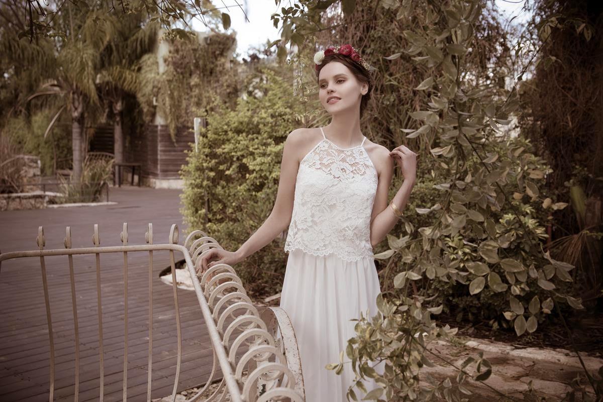 Asombrosos vestidos de novias | Colección Arava Kashdan