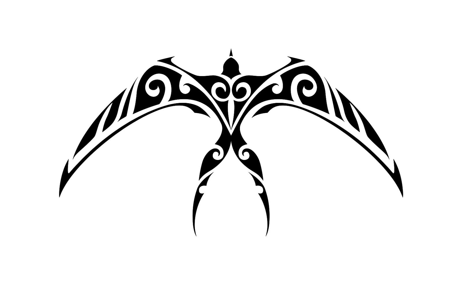 frigate bird tattoo