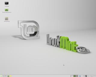 Радна површина - Линукс Минт 17.3 Роса