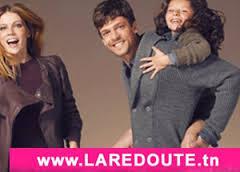 laredoute-tunisie.tn, site de vente en ligne de vêtement, chaussures, accessoires de mode pour les femmes, les hommes, enfants et bébés sur La Redoute Tunisie