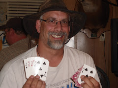 Randy Lambrecht was dealt a PERFECT HAND in one of our August 2012 tournaments.