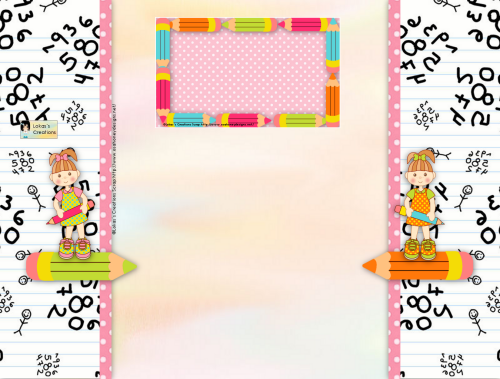Fondo pantalla dibujos escolares - Imagui