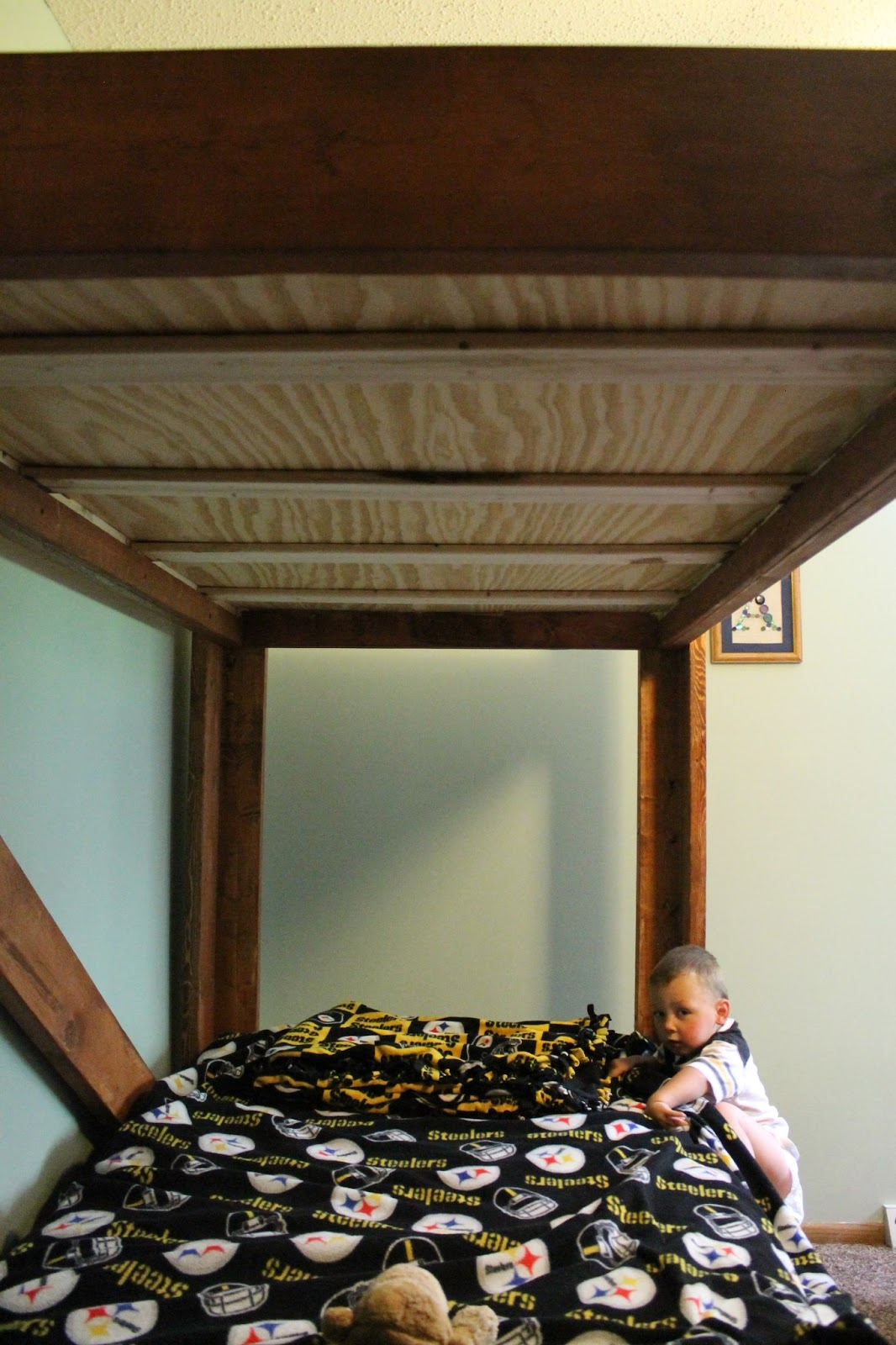 DIY Bunk Beds – Do Small Things with Love