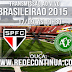 BRASILEIRÃO - SÃO PAULO x CHAPECOENSE - 19h30 - 17/09/15