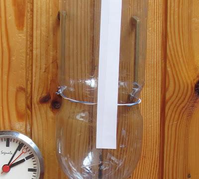 как сделать водяные часы