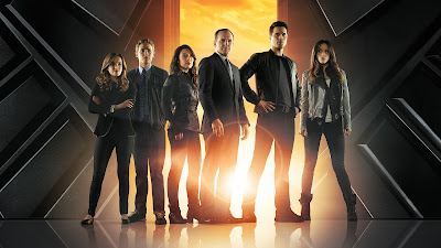 Agents of SHIELD S01E01. Pilot