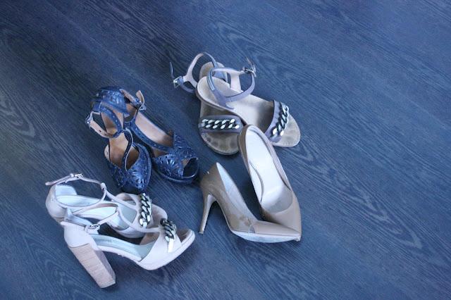 Wie viel Schuhe braucht die Frau
