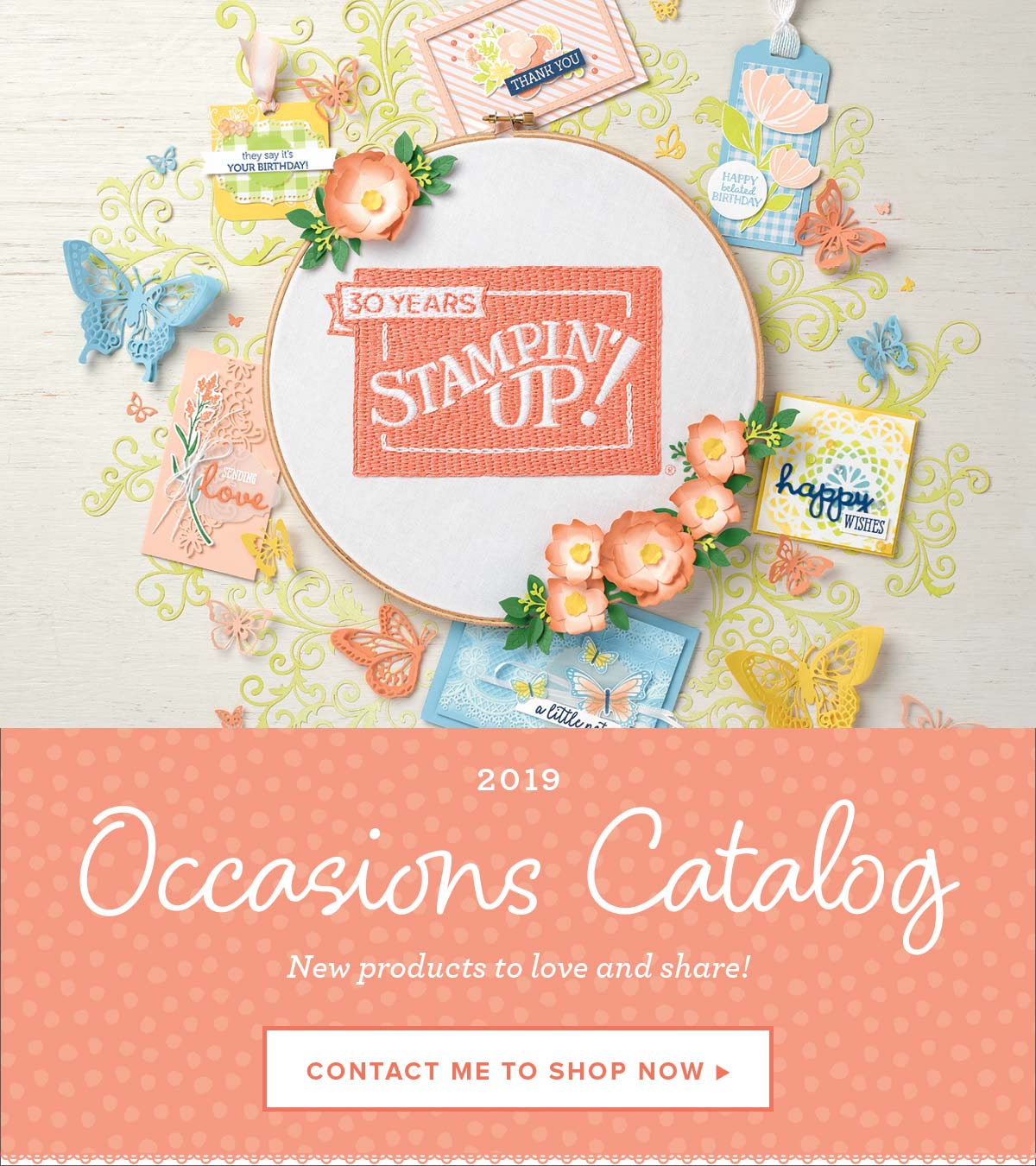 Occasions Catalog