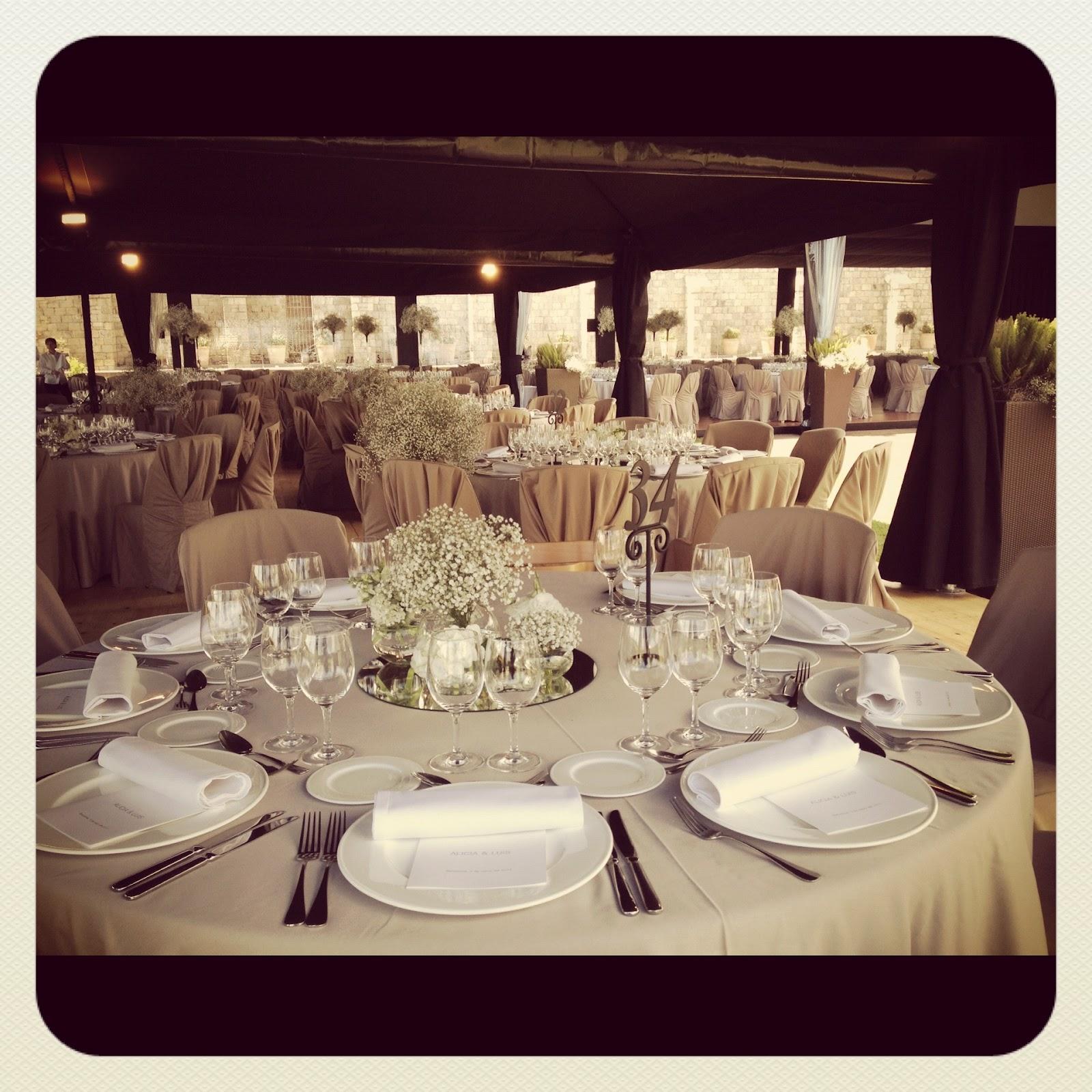 Prats fatj catering una boda sublime en el hotel miramar - Salon mediterraneo ...