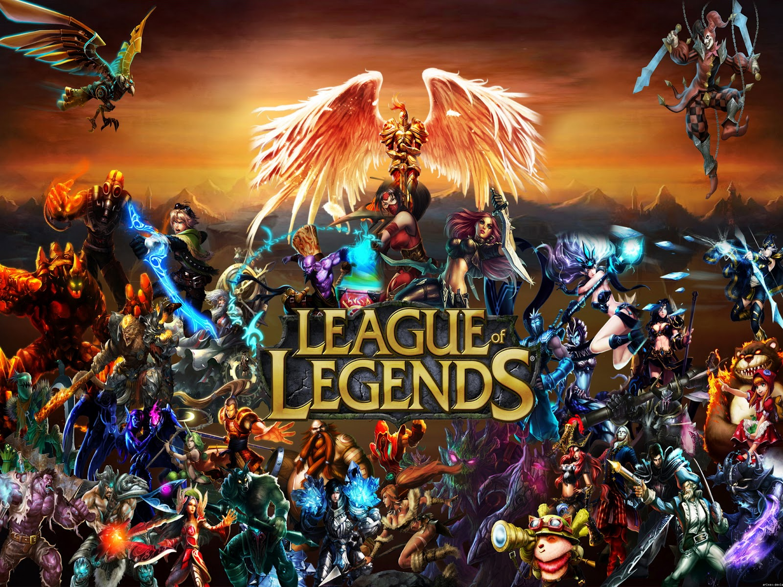 download league fo legends