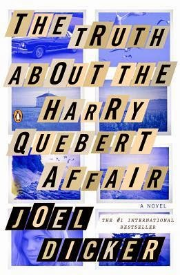 The Truth About the Harry Quebert Affair, Joël Dicker