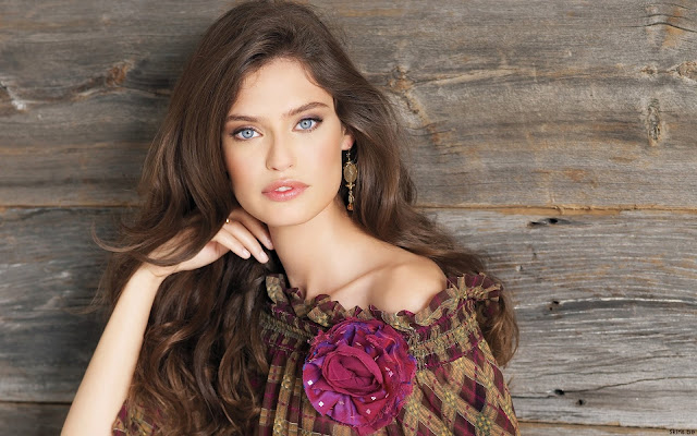 Model Bianca Balti