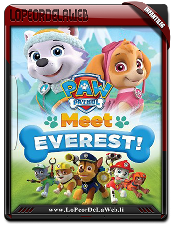 Paw Patrol : Meet Everest [2015] DVDRip latino