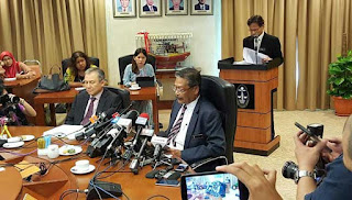 AG beri penjelasan penahanan Khairuddin dan Matthias