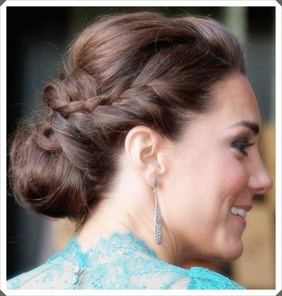 Princess Kate Hairstyles