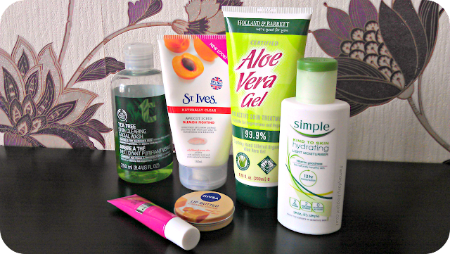 skincare routine for oily blemish prone skin ft the body shop