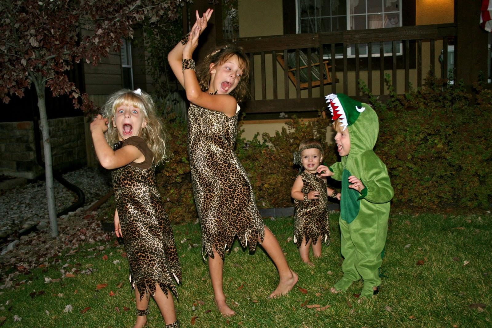 Caveman Dress Up Ideas : Flibbertigibberish: cave girls vs. the brodysaurus
