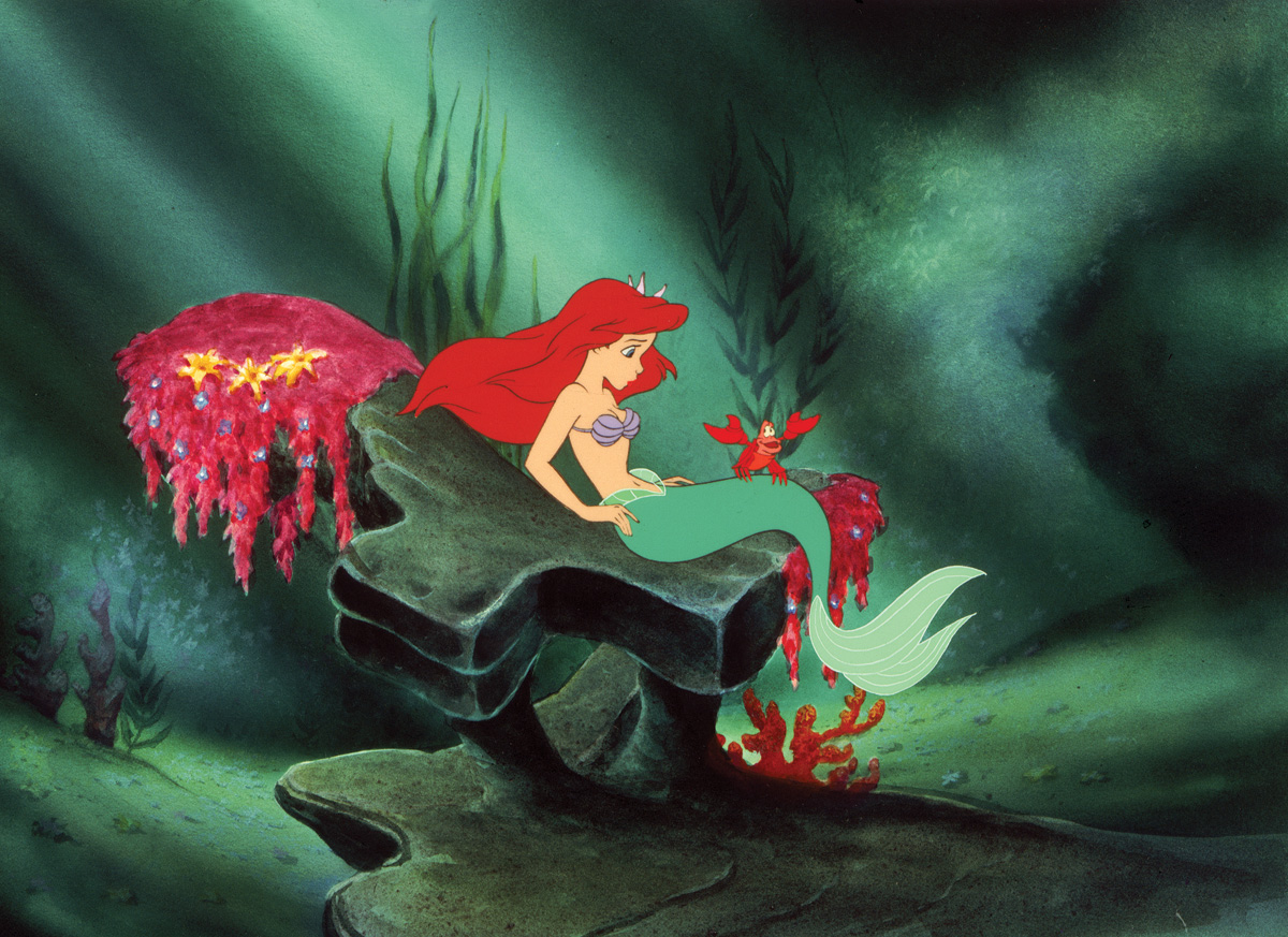 Women And Gender In Musicals Week The Little Mermaid