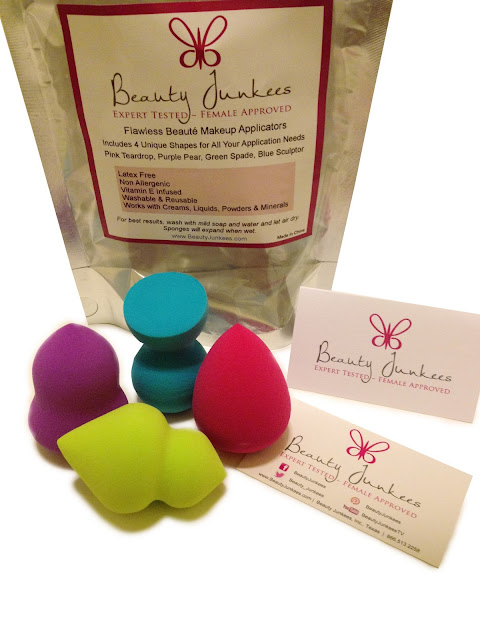 Beauty Blender Sponges Purple Pear Green Spade Pink Teardrop Egg Blue Sculptor