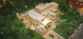 Al Barari Luxury Villas
