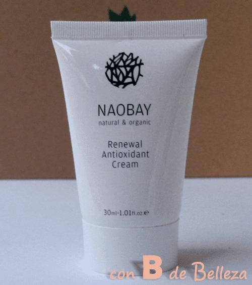 Renewal antioxidant cream Naobay