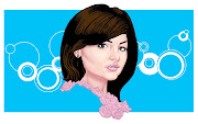 . colouring my recent pic of Jenna Louise Coleman and Whoified it a bit. (wen jlc)