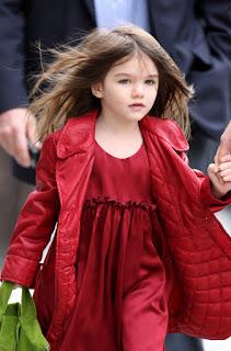 Putri Tom Cruise Suri Cruise Patah Tulang Lengan