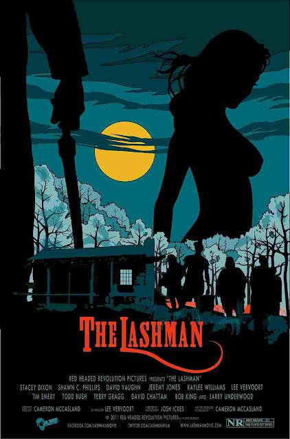 The Lashman poster