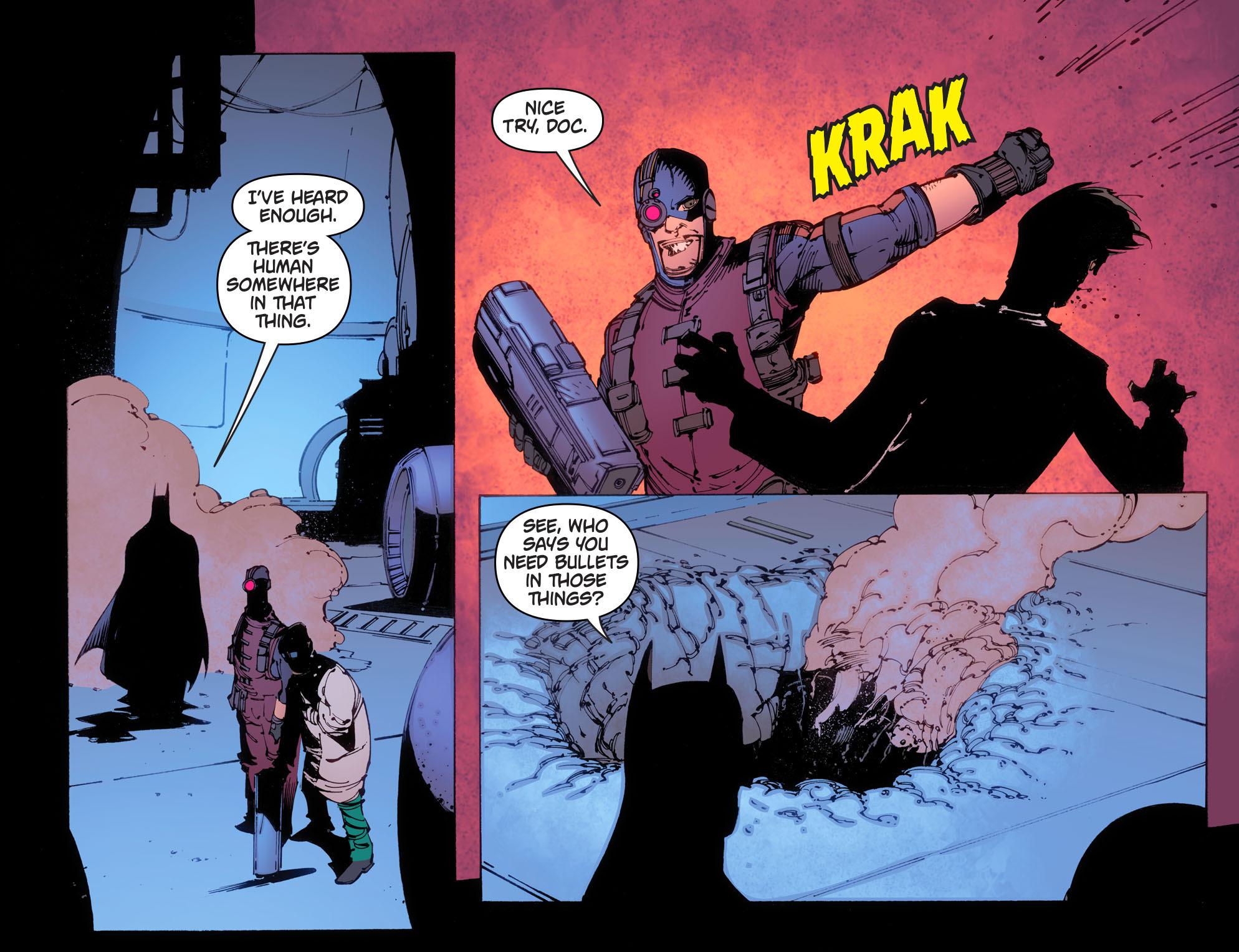 Batman: Arkham Knight [I] Issue #24 #26 - English 17