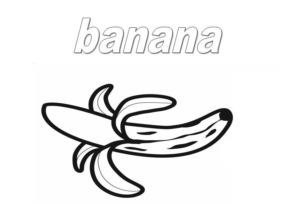 Lujoso Manzana Imprimible Para Colorear Inspiración - Dibujos Para ...