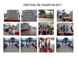 FESTIVAL DE TALENTOS-2011