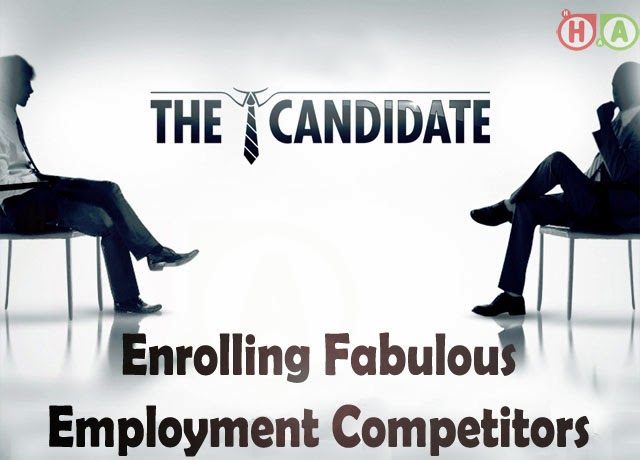 Enrolling Fabulous Employment Competitors