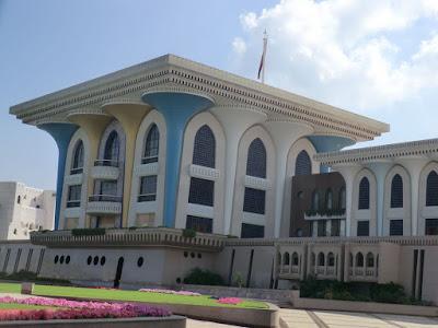 palacio sultan muscat
