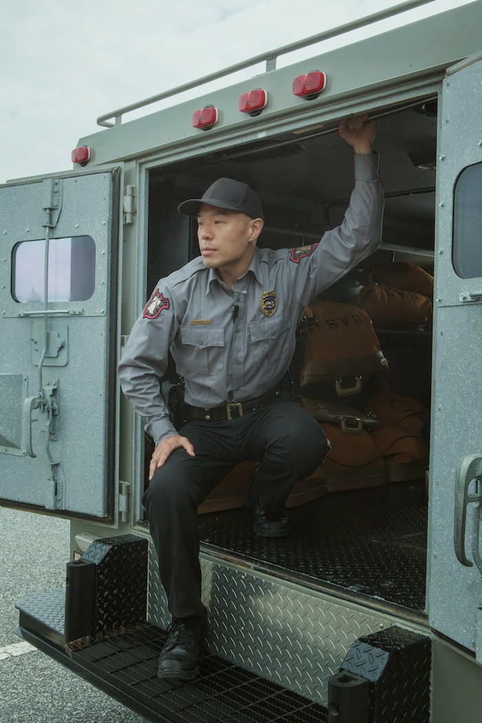 Banshee Series 2.Ep01 - Little Fish..Hoon Lee as Job