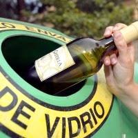 Reciclaje de Vidrio Ecovidrio