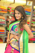 Anukruthi Glam pics in half saree-thumbnail-10