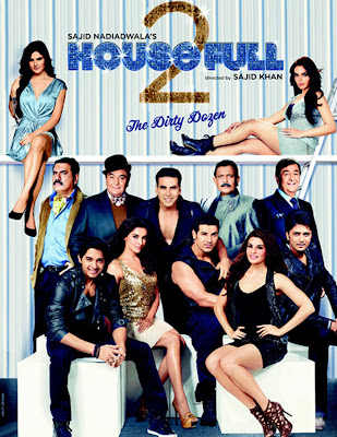 Housefull 2 First Look Poster