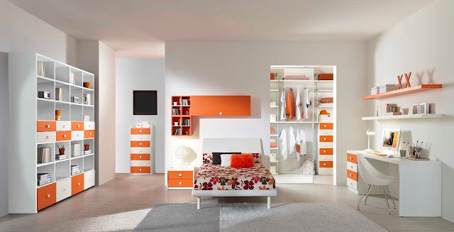 id es de d coration de chambre d 39 ado fille chambre de fille. Black Bedroom Furniture Sets. Home Design Ideas