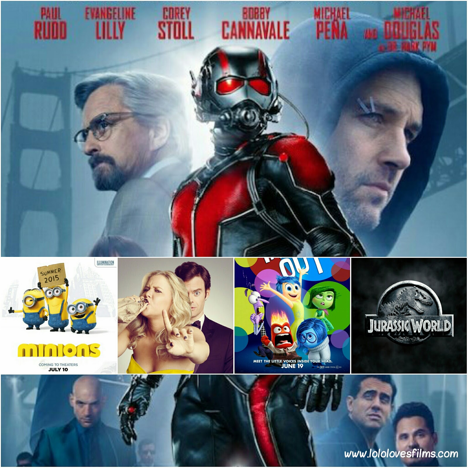 Weekend box office results july 17th 2015 july 19th - Movie box office results this weekend ...