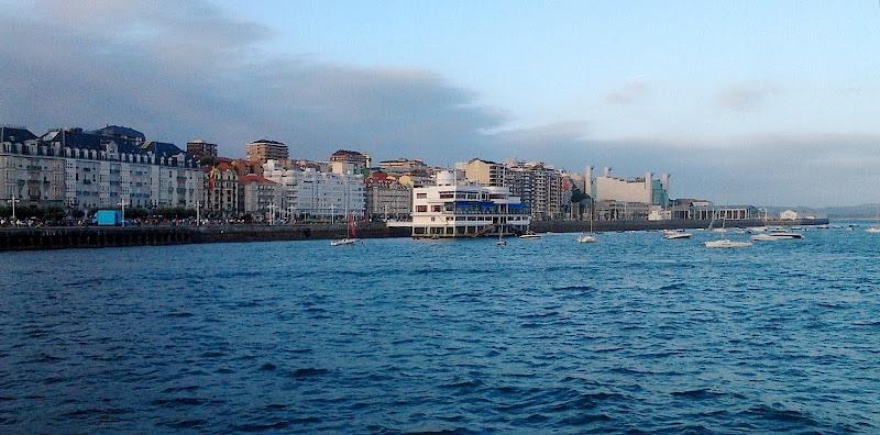 Edificio del Real Club Marítimo de Santander