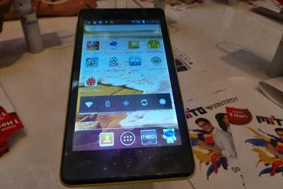 Harga dan Spesifikasi Smartphone Murah Mito Fantasy